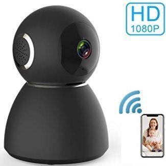 Zeetopin 1080p WLAN Cam mit Bewegungserkennung, Alarm & mehr für 32,49€ (statt 50€)