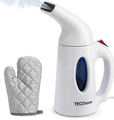 TEQStone Dampfbürste mit 700 Watt & 130ml Wassertank für 15,99€ (statt 26€)