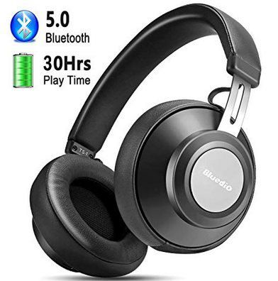 Bluedio TS1   BT 5.0 Headset mit bis zu 30h Spielzeit für 18,99€ (statt 39€)