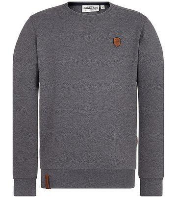 Naketano Herren Sweatshirt Sheriff Von Huckingen in 4 Farben für je 33,92€ (statt 40€)