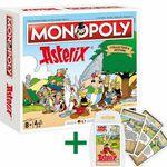 Monopoly Asterix & Obelix limitierte Collector's Edition + Top Trumps Quartett für 42,46€ (statt 55€)