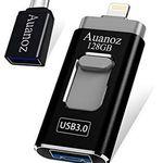 3in1 64/128GB USB-Stick für Smartphone (iOS & Android) & Micro-USB ab 12,49€ – Prime