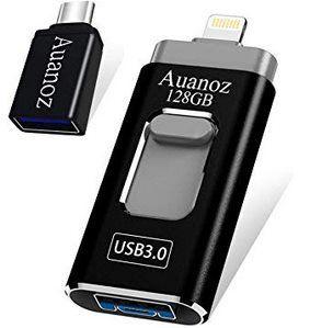 3in1 64/128GB USB Stick für Smartphone (iOS & Android) & Micro USB ab 12,49€   Prime