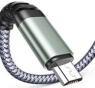 2x Zwei Meter Micro USB Kabel für 3,49€   Prime