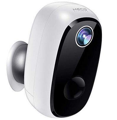 MECO ELEVERDE 1080p IP Außenkamera mit Akku für 53,99€ (statt 90€)