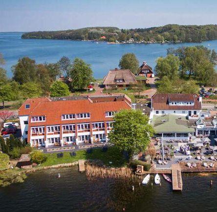 2 ÜN bei Lübeck direkt am See inkl. Frühstück, Dinner & Wellness ab 114€ p.P.