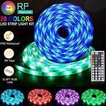 2x 5M RGB SMD 5050 LED-Streifen inkl. Fernbedienung für 19,71€ (statt 29€)