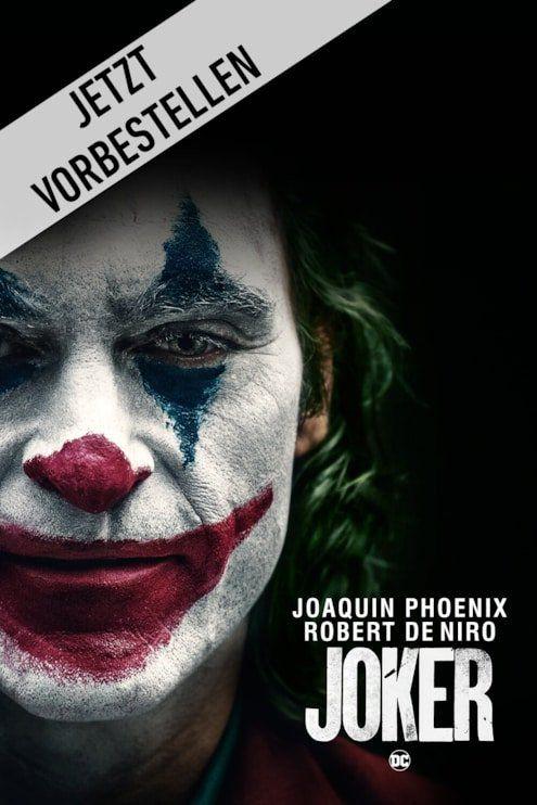 Joker der Film als HD Stream für 5,99€ (statt 12€)