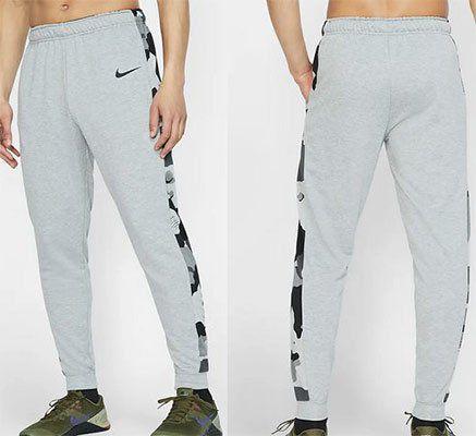 Nike Herren Trainingshose Dry Pant Tapered Fl Camo für 25,18€ (statt 42€)
