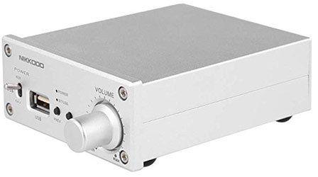 Docooler NK 268 Bluetooth Dual Channel Verstärker für 30,09€ (statt 43€)