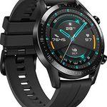 HUAWEI Watch GT 2 (46mm) mit AMOLED Display & GPS + Körperfettwage + 5€ Amazon Coupon für 229€ (statt 260€)