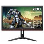 AOC 28″ UltraHD Gaming-Monitor (1 ms, FreeSync, 60 Hz) für 259,99€ (statt 315€)