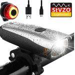 Top! Antimi LED Fahrrad Vorder- und Rückbeleuchtung nach StVZO für 17,49€ (statt €35)