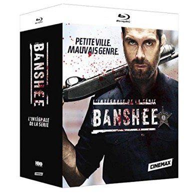 Preisfehler? Banshee   Die Komplette Serie (Blu ray) inkl. Deutsch für 19,35€ (statt 50€)