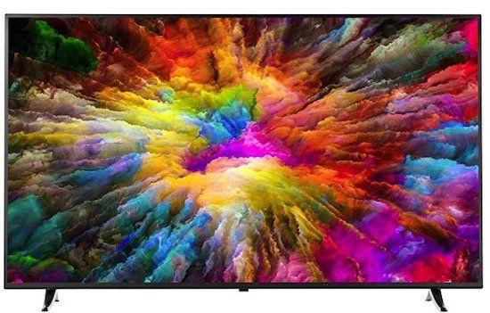 Medion Life X16506   65 Zoll UHD Fernseher inkl. Soundbar für 549,95€(statt 650€)