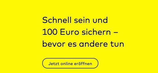 🔥 Comdirect Girokonto (dauerhaft beitragsfrei) mit 100€ Prämie bei 3 Zahlungen über Apple Pay oder Google Pay (ab 0,01€!)