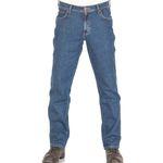 Wrangler Herren Durable Jeans in Regular Fit für 25,46€ (statt 66€)