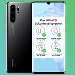 Huawei P30 Pro für 4,95€ + Vodafone Flat mit 10GB LTE für 36,99€ mtl. – junge Leute 15GB LTE