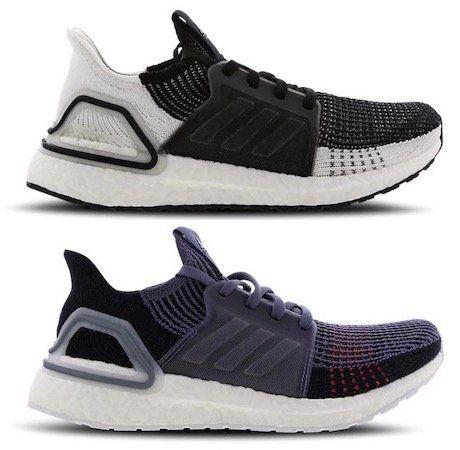 adidas Ultra Boost 19 Damen Schuhe in 3 Farben für je 89,99€ (statt 114€)