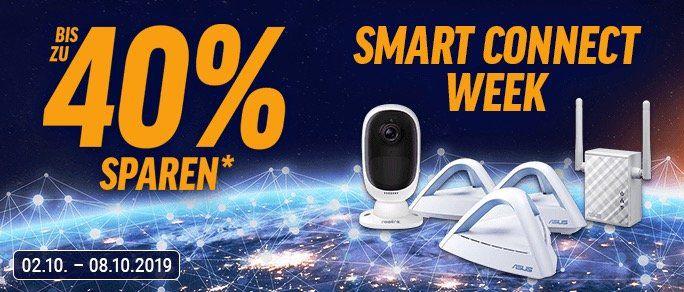 Smart Connect Week bei NBB   z.B. Amazon Echo Dot 3 + LG SK5 Soundsystem für 149,99€ (statt 191€)