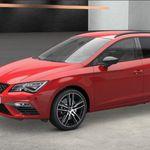 Seat Cupra Leon Sportstourer 2.0 TSI mit 300 PS im Privatleasing für 244,59€ mtl. – LF: 0,60