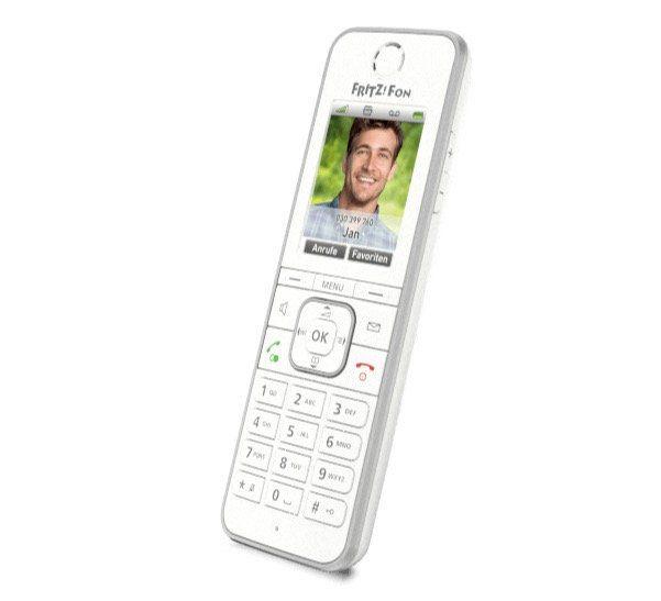 AVM FRITZ!Fon C6 DECT-Telefon für 55,25€ (statt 69€)
