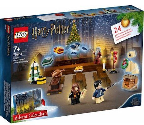 LEGO 75964 Harry Potter Adventskalender 2019 für 19,99€ (statt 24€)