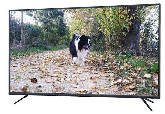 JTC Galaxis 5.0 N   50 Zoll UHD Fernseher für 226,95€