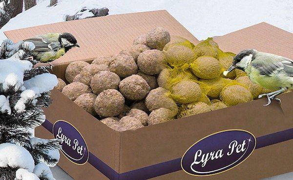200er Pack Lyra Pet Meisenknödel (je 90g) für 14,99€ (statt 21€)