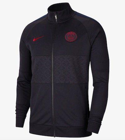 Nike Paris Saint Germain Trainingsjacke für 47,58€ (statt 60€)