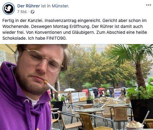 News: Von Floerke reicht Insolvenzantrag ein