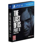 The Last of Us Part II – Special Edition (PS4) für 72€ (statt 100€)