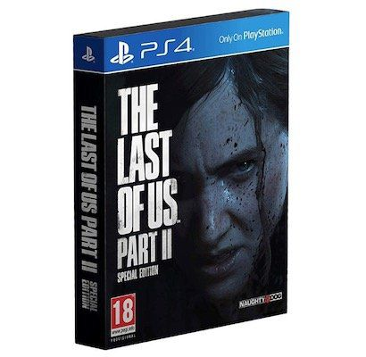 The Last of Us Part II   Special Edition (PS4) für 72€ (statt 100€)