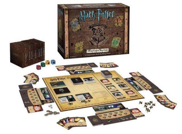 Kosmos Harry Potter   Kampf um Hogwarts (69339) Brett /Kartenspiel für 39€ (statt 46€)