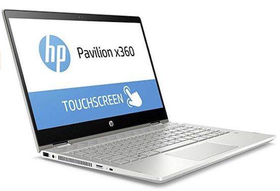 HP 14 cd1006ng   14 Zoll Notebook mit Touch Display für 609€ (statt 899€)