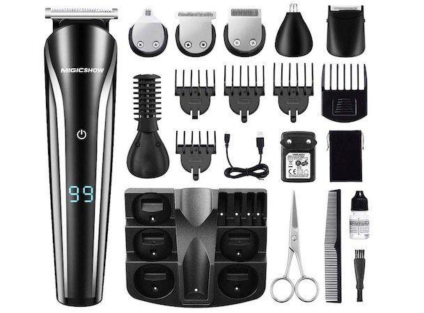 Migicshow Haarschneidemaschine mit 11 Aufsätzen für 20,99€(statt 30€)   Prime