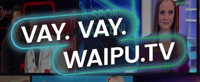 1 Monat Waipu Türk Paketi TV Streaming gratis + danach 9,99€ mtl. statt 12,99€