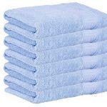 Ausverkauft! 6er Pack Jette Joop Handtücher mit 450 g/m² (je 70 x 140cm) für 20,90€ (statt 60€)