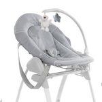 Hauck Sit 'n Relax Stretch Klapphochstuhl in Grau für 139,99€ (statt 160€)