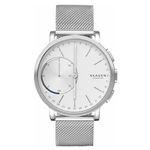 Ausverkauft! Skagen Hagen Connected Hybrid Smartwatch mit Milanaise-Armband für 42,50€ (statt 110€) – refurbished