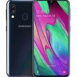 Ausverkauft! Samsung Galaxy A40 mit 64GB für 169,11€ (statt 191€)