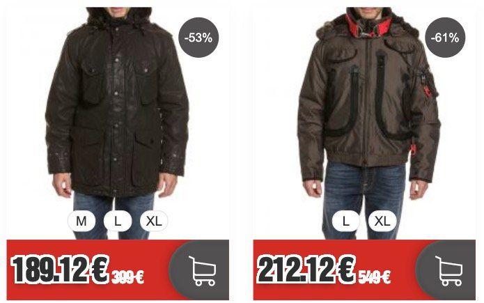 20% Rabatt auf Wellensteyn Jacken in Restgrößen bei Top12   z.B. Wellensteyn Jacke Rescue für 169,70€ (statt 260€)