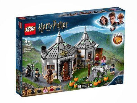 LEGO Harry Potter   Hagrids Hütte: Seidenschnabels Rettung (75947) für 43,59€ (statt 52€)