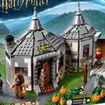 LEGO Harry Potter – Hagrids Hütte: Seidenschnabels Rettung (75947) ab 44,99€ (statt 57€)