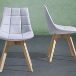 """Ausverkauft! Bessagi Stuhl """"Cleo"""" für max. 120kg für nur 17€ (statt 38€)"""