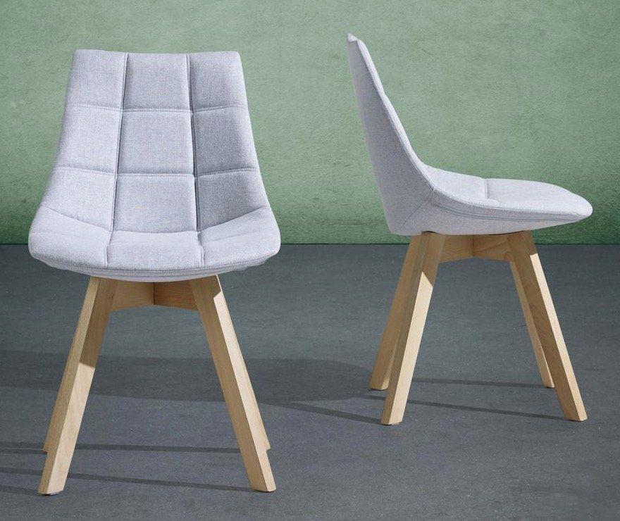 Ausverkauft! Bessagi Stuhl Cleo für max. 120kg für nur 17€ (statt 38€)