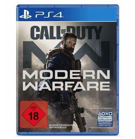 CoD Call of Duty: Modern Warfare (PS4) für 56,99€(statt 63€)