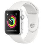 Apple Watch Series 3 GPS Silver 42mm für 188,99€ (statt 250€) – B-Ware