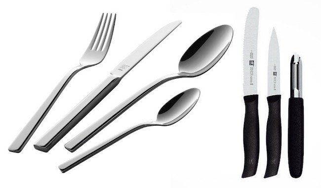 Zwilling King Besteck Set 68 teilig ab 84,99€ (statt 125€) + gratis Twin Grip Messer Set