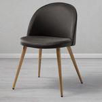 """Bessagi Retro-Stuhl """"Dean"""" für max. 120kg für nur 18,70€ (statt 35€)"""